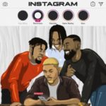 Reminisce Instagram ft Olamide Naira Marley Sarz