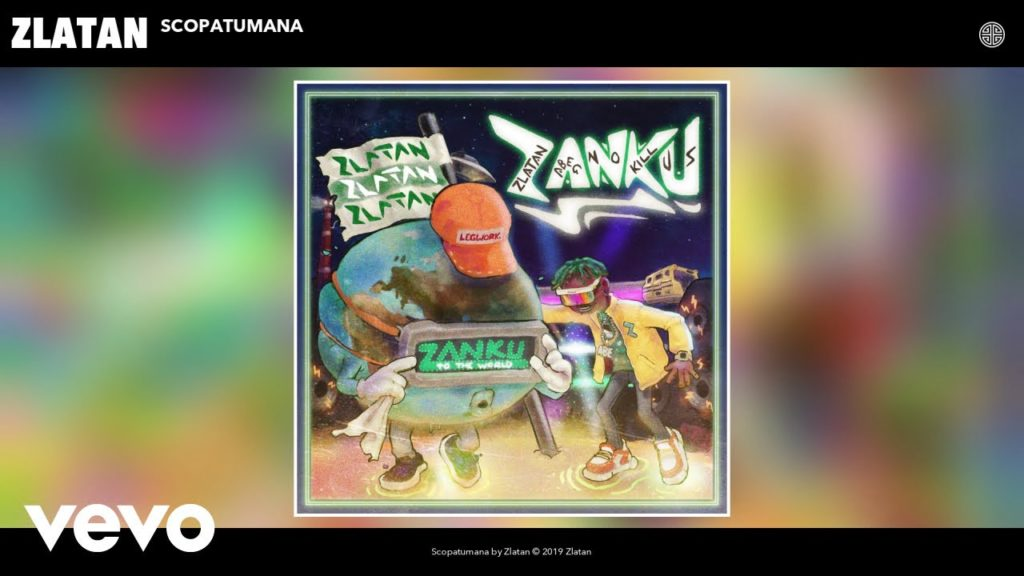 Scopatumana by Zlatan Mp3 Download