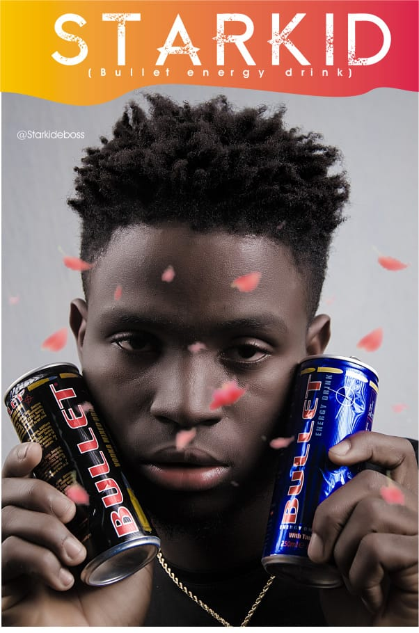 Bullet Energy Drink by Starkid