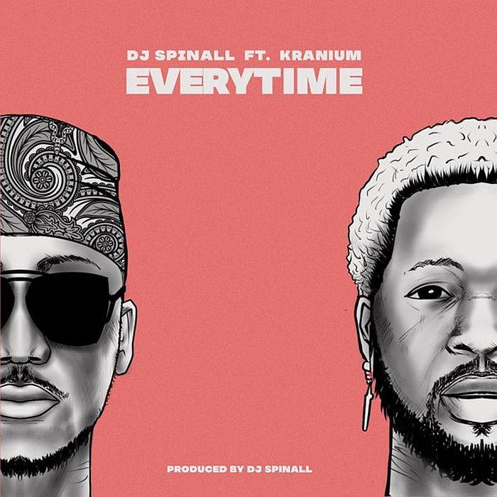 DJ Spinall Ft. Kranium Everytime 1