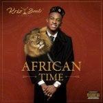 krizbeatz african time ft teni artwork